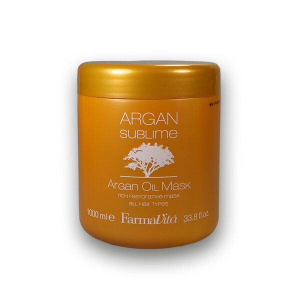 Argan Sublime Oil Mask 1000ml