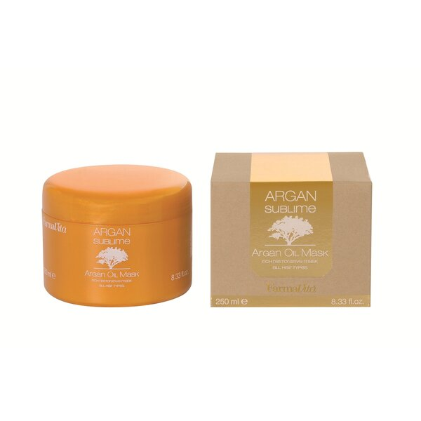 Argan Sublime Oil Mask 250ml