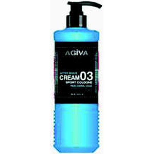 Agiva After Shave Cream Sport 400ml